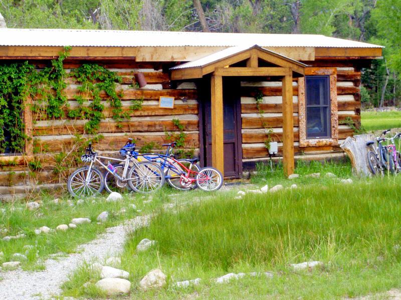 Antero Hot Spring Cabins