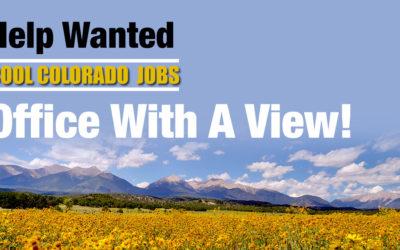Cool Colorado Jobs