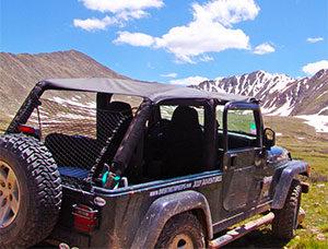 Jeeping Buena Vista & Salida, Colorado