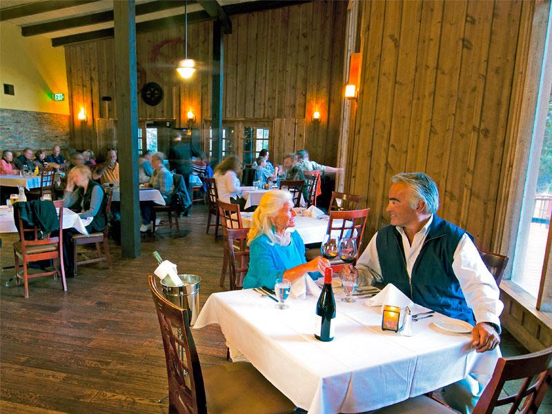 Princeton Club Restaurant