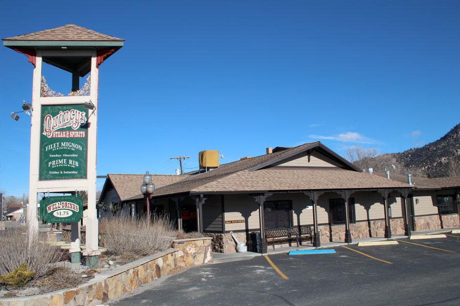 Quincys Restaurant
