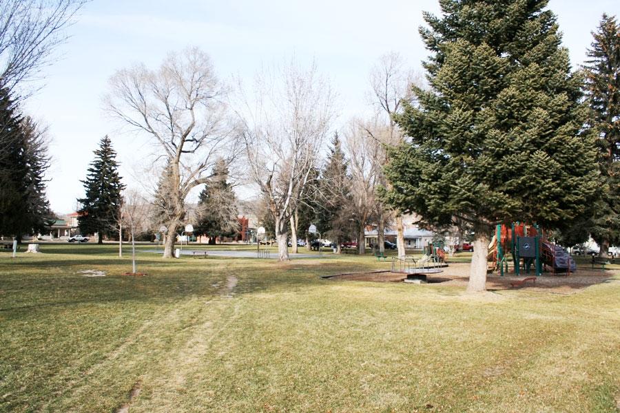 Salida's Centennial Park