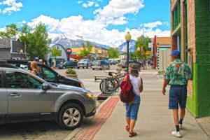 Shopping buena Vista, Colorado