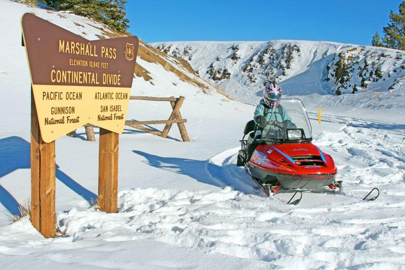Marshal Pass