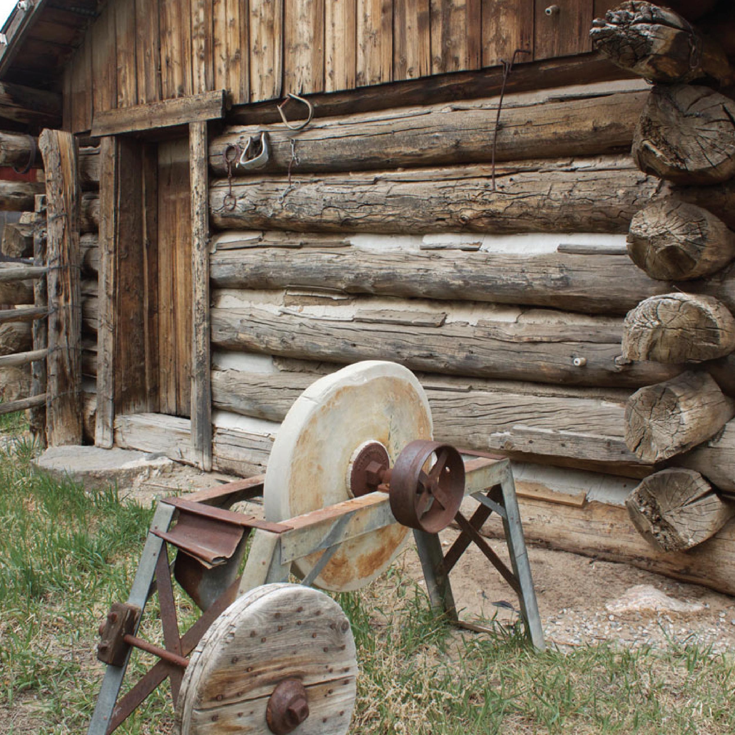 hutchinson homestead