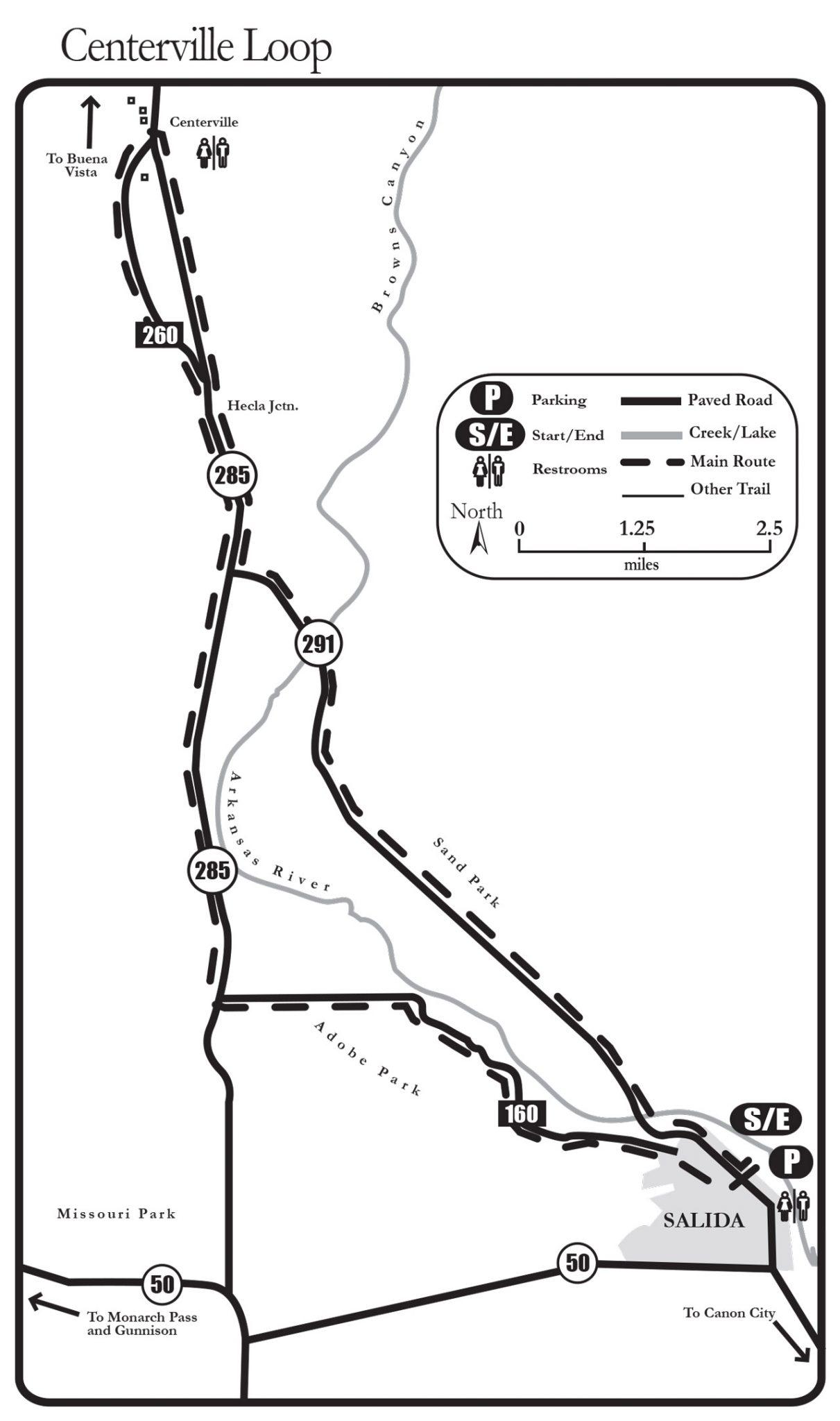 centerville loop