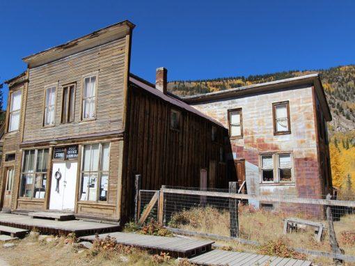 Ghost Town Tour: Saint Elmo to Tin Cup
