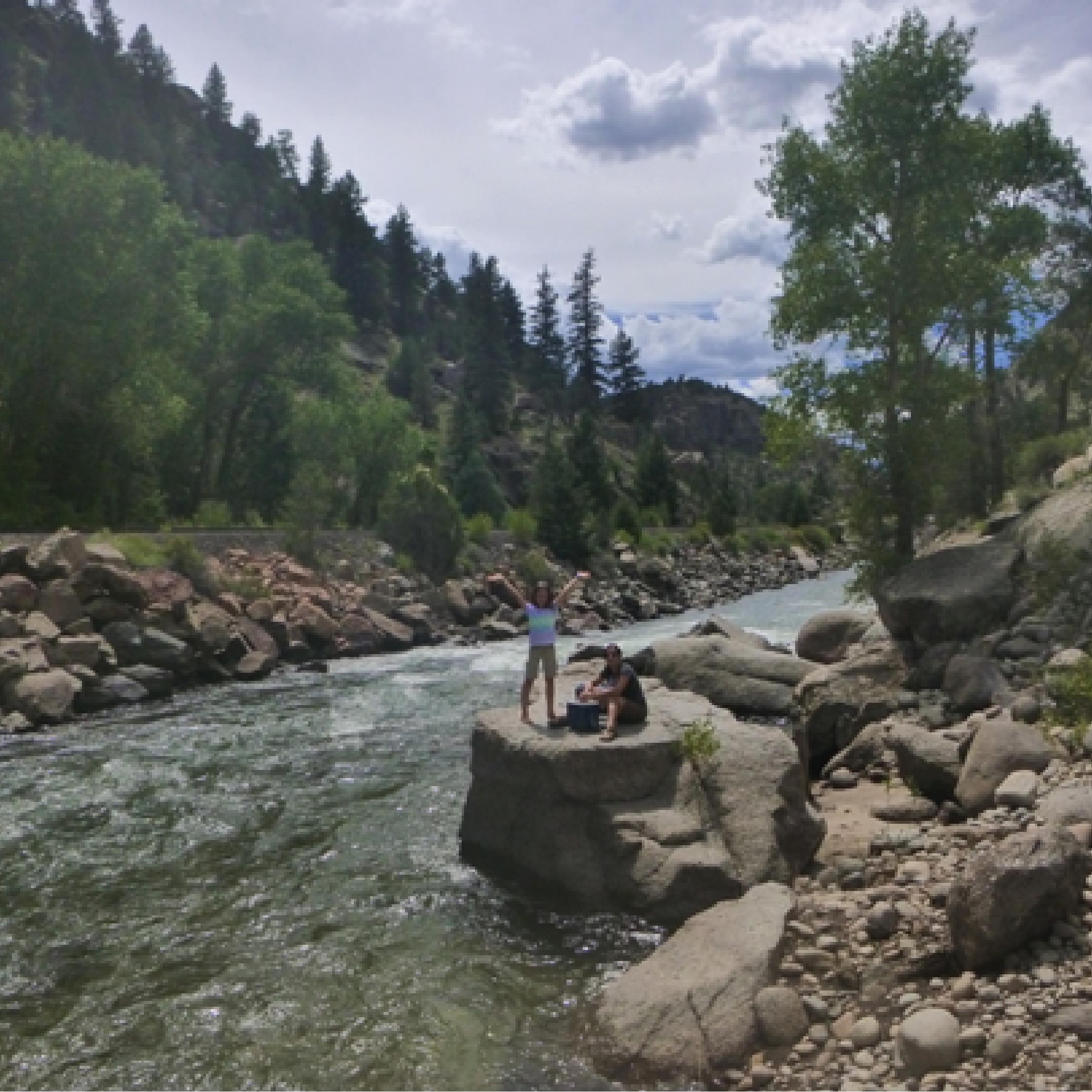 browns canyon hikes