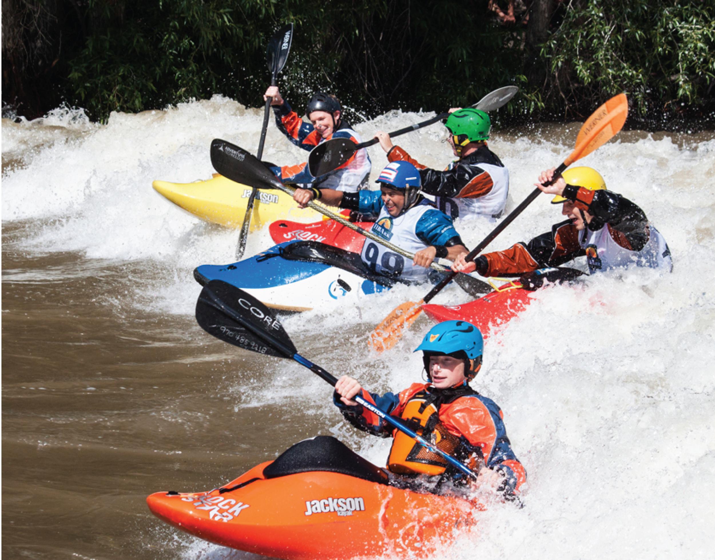 paddling season