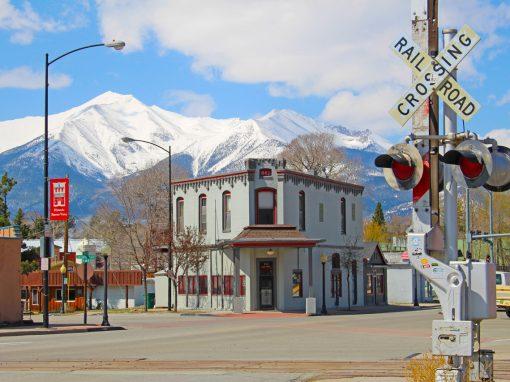Buena Vista to Leadville