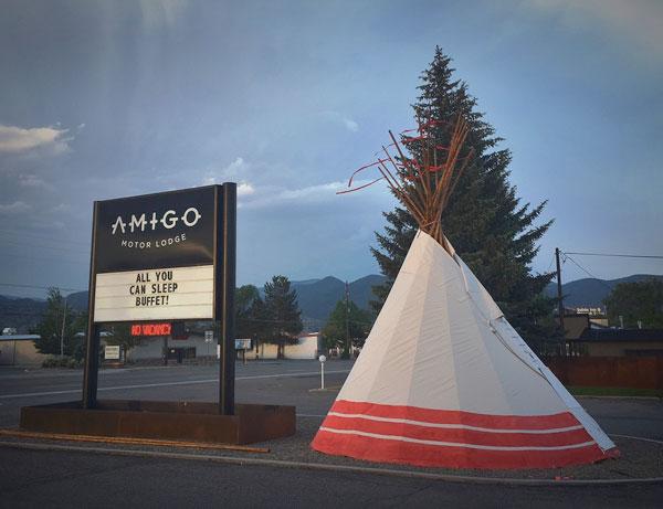 Amigo Motor Lodge