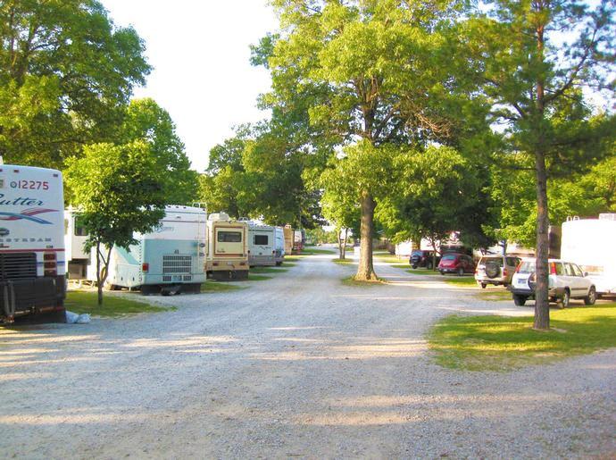 Arrowhead Point Camping Resort