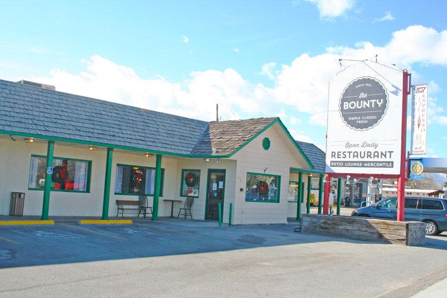 The Bounty Restaurant