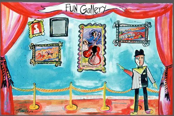 Brodeur Art Gallery