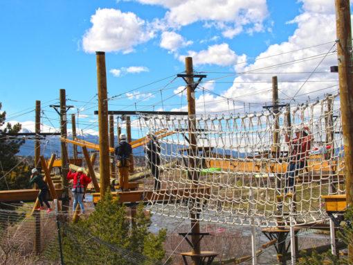 Aerial Parks & Zipline Tours