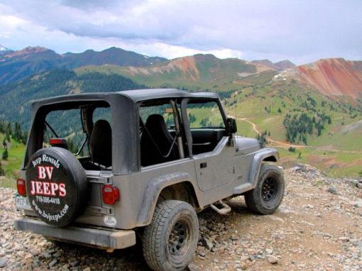 BV Jeeps
