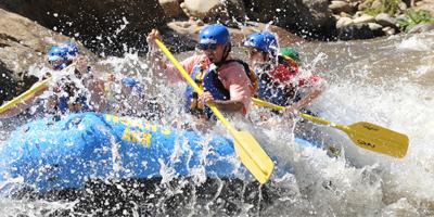 """""""Sing-Spring-Raft"""""""