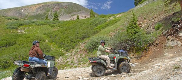 ATV Buena Vista Colorado