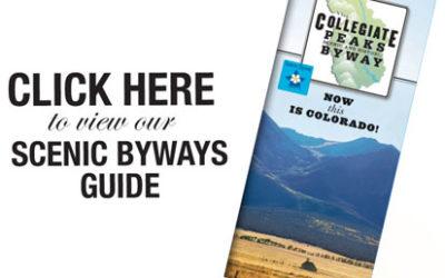 Collegiate Peaks Scenic Byway