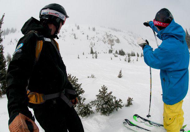 monarch-skiing