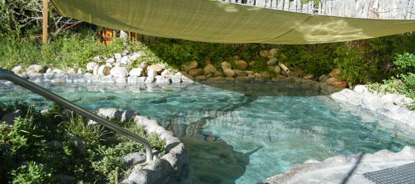 Natural Hot Springs Colorado