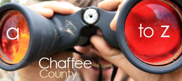 Chaffee County a to z