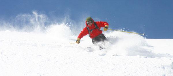 Powder Skiing Colorado