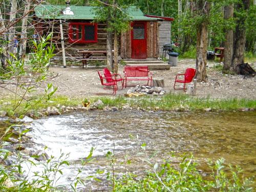Cabins at Chalk Creek