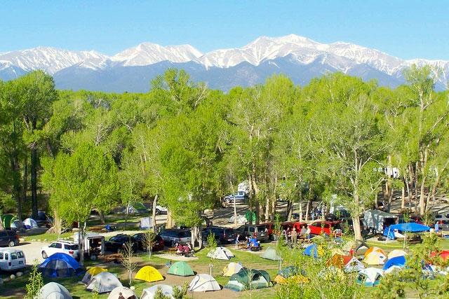 Chalk Creek Campground