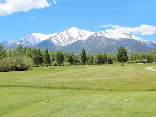 Collegiate Peaks Golf Course