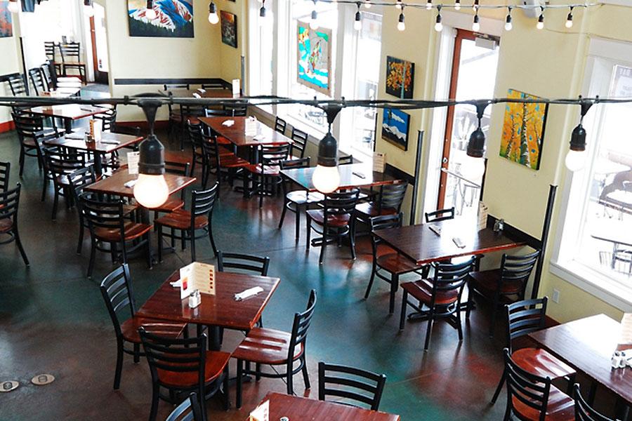 Eddyline Restaurant