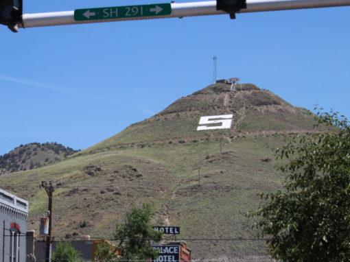 Behind Tenderfoot (S) Mountain