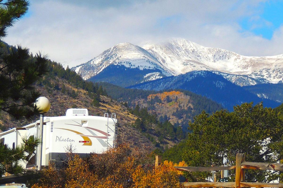 Snowmobiling Buena Vista Amp Salida Colorado Vacation