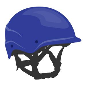 river safety essentials - helmet