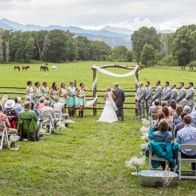 Hutchinson Ranch Weddings & Events