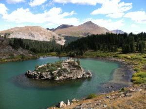 High Lake Fishing Buena VIsta & Salida, Colorado
