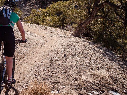 Methodist Mountain West to Poncha Pass