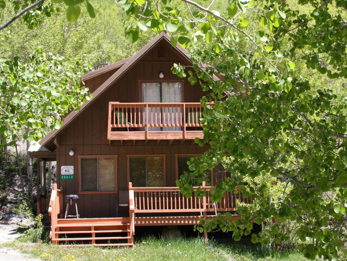 Mountain Magic Cabin Buena Vista Salida Colorado Vacation