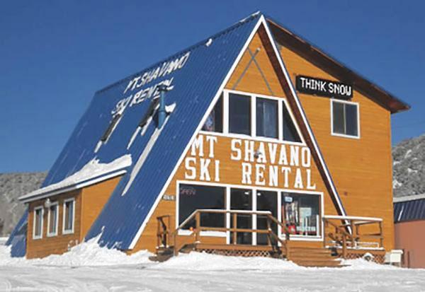 Mt Shavano Ski Shop