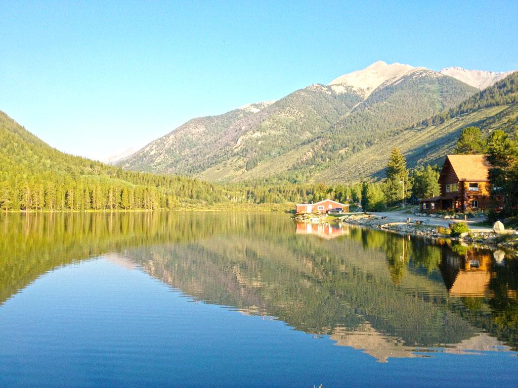 Rainbow Lake Resort