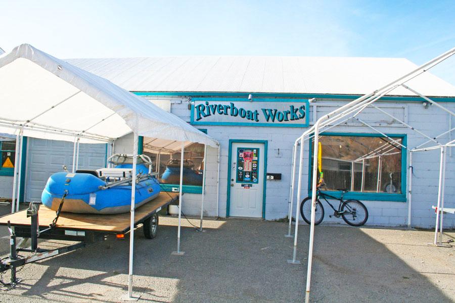 Riverboat Works