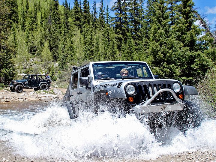 Rocky Mountain Jeeps