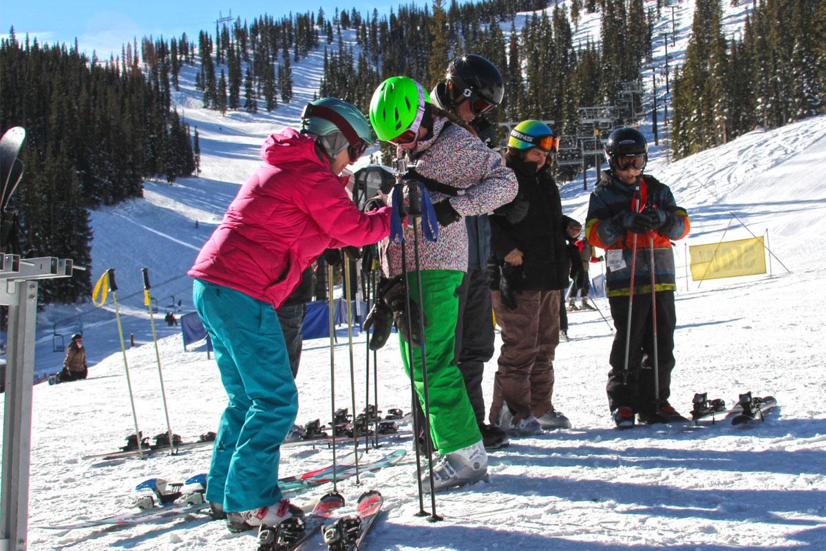 ski-groups