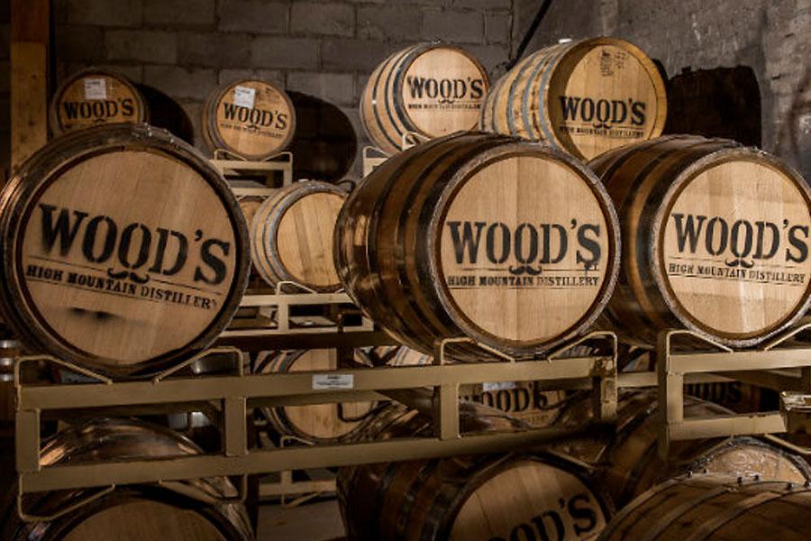 Woods Distillery